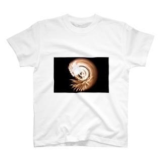 回転花火#004 T-shirts