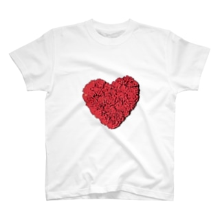 Blooming Heart T-shirts