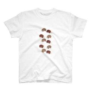 北欧ハリネズミ T-shirts