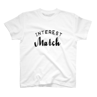 INTEREST Match  T-shirts