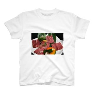 石垣牛特選盛り合わせ T-shirts
