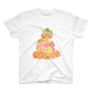 *マカロンタワー* T-shirts