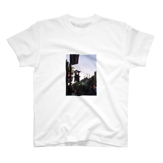 Kawagoe Bell Tower T-shirts
