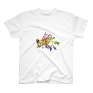 タツノオトシゴ T-shirts