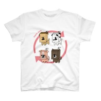 PACK DOG T-shirts