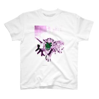 『909090's』ラッパー画像 T-shirts