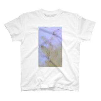 Ujackの羽根 /淡紫 T-shirts