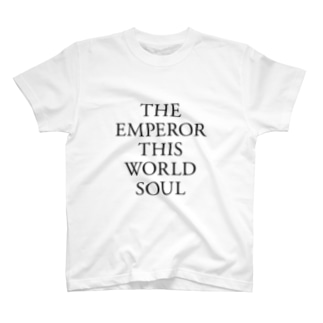 THE EMPEROR T-shirts