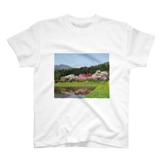 花桃 T-shirts