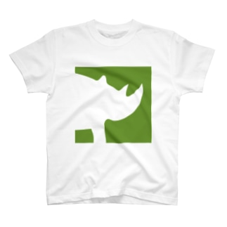 サイのひとb T-shirts