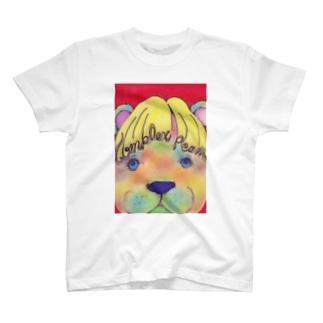 complex perm T-shirts
