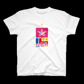 キジムナ前津の恩4106GIRLS T-shirts