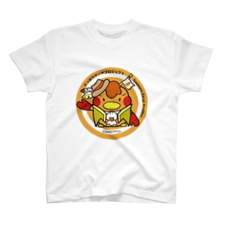 さっぽろザンギプロジェクト【公式キャラグッズ】 T-shirts