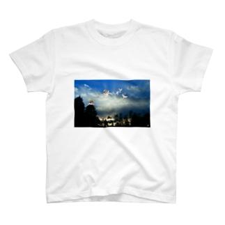 天使ちゃんの集い T-shirts