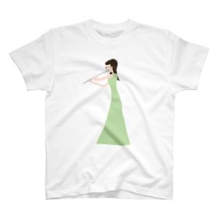 musician izumi-san T-shirts