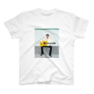 musician isao-san T-shirts