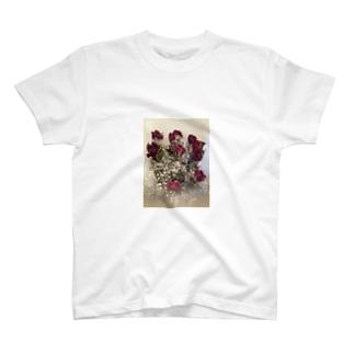 そのように枯れた T-shirts