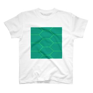 Tortoiseshell T-shirts