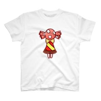 キャンディ・パスタ T-shirts