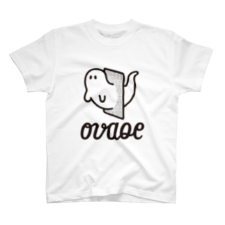 ovaqeのovaqe T-shirts