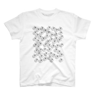 善なる腹黒の会 T-shirts