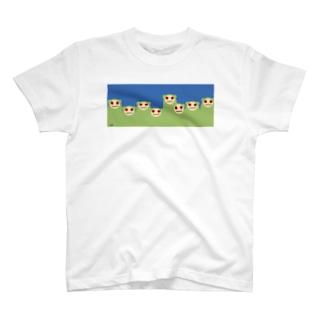 クドさんズ T-shirts