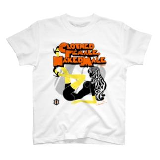 CFNM LOVE DOLL レモンの季節 T-shirts