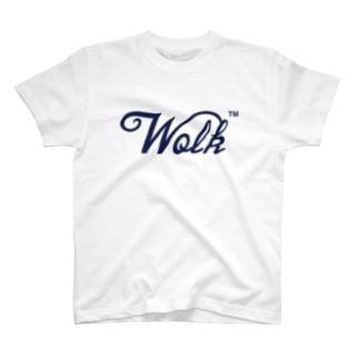 wolk typeL T-shirts