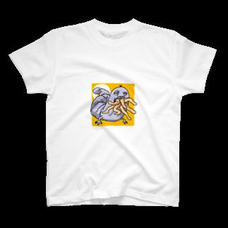 シモニタ研究所売店のQ T-shirts