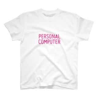 PERSONAL COMPUTER T-shirts