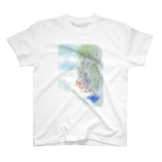 ライラック〜追憶〜 T-shirts