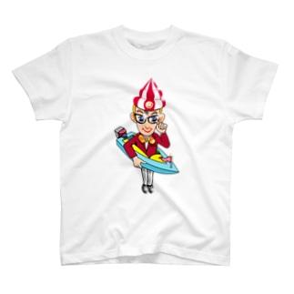 船山征四郎 異能兄弟シリーズ04 T-shirts