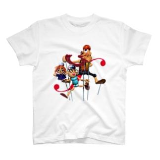 カランドール T-shirts