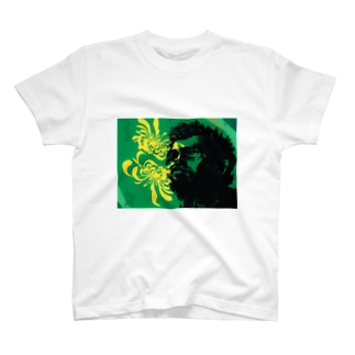 FACE(菊) T-shirts