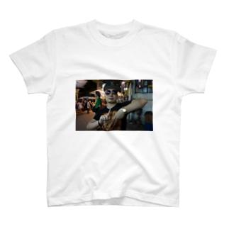 チャンケンFROM LA T-shirts