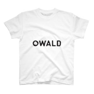 WALD LOGO T-shirts