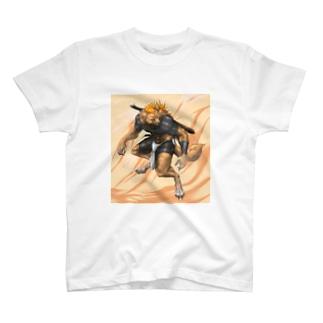 ジョーの試作1 T-shirts