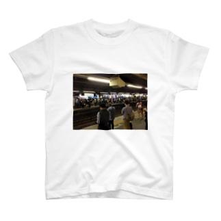Shinjuku 2014 新宿2014 T-shirts