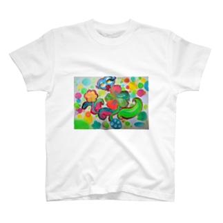 まつげボインちゃん T-shirts