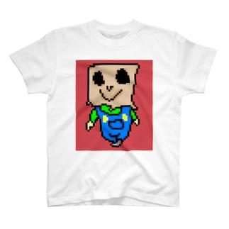 袋ボーイ T-shirts