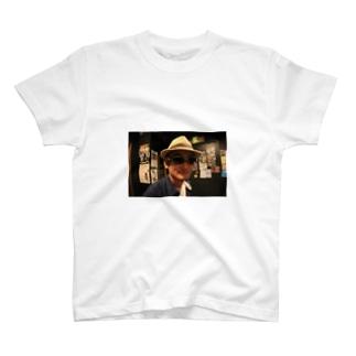 DJBOZZのFUWABOT T-Shirt