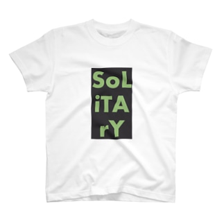 SoLiTArY Olivine & Revolver T-shirts