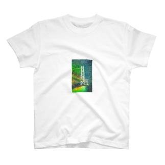 ブリッジ T-shirts