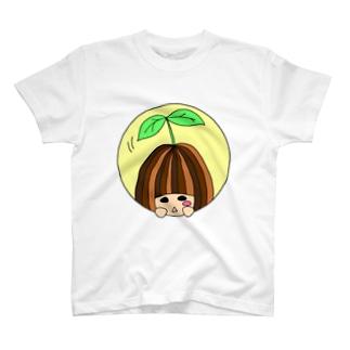 双葉ぽっくる(黄色) T-shirts