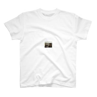 フレスコ画 T-shirts