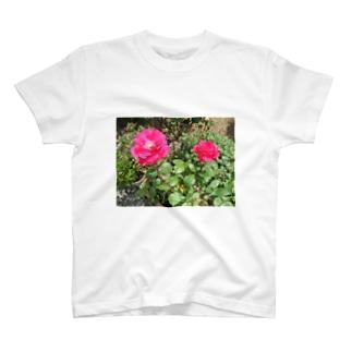 薔薇Ver.2 T-shirts