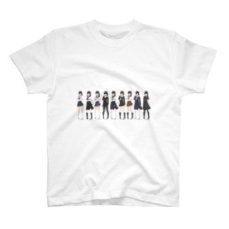 よりどりせーらーふく T-shirts