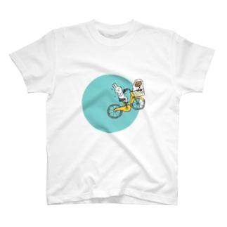 Blue Moon Usagi T-shirts