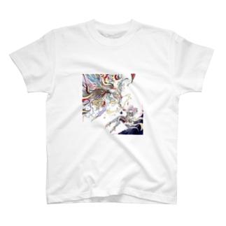 KUCHI-YOSE T-shirts