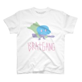 BRAtGANG T-shirts